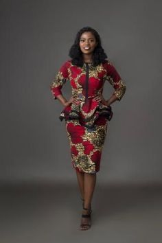 Ray Darten offers african wear for ladies like - african print dresses, jumpsuit, african print outfits for sale at lowest prices. Ankara Dress Styles, African Print Dresses, African Print Fashion, African Dress, Ankara Skirt, Ankara Gowns, African Prints, African Attire, African Wear