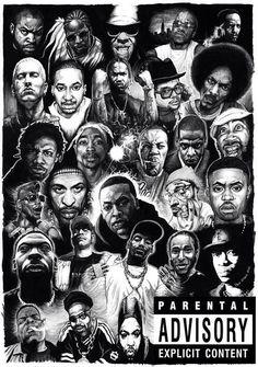 fan of Hip hop and rap, check out this ultimate collage of rap legends Freestyle Rap, Rap God, Hip Hop Artists, Music Artists, Hip Hop Singers, Rapper Delight, Arte Hip Hop, Rapper Art, Rap Wallpaper
