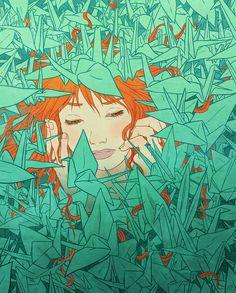 Kim Herbst es una ilustradora y diseñadora gráfica independiente que reside en San Francisco, California. Se graduó del Instituto Colegio de Arte de Maryland como ilustradora y cuenta ya con premios y diversas publicaciones en revistas como CMYK Magazine, 3×3 Magazine y Creative Quarterly.