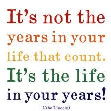 Live life in your way of living it!!!!