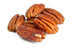 Nos noix de Pécan issues de l'agriculture biologique sont décortiquées, séchées et nettoyées