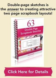 Oops, facing a scrapbook page with missing words? Scrapbooking quotes to the rescue! Quotes are great thoughts, wisdom or wit condensed into brief lines expressed by someone else. When chosen thoughtfully, a quote can help you clearly expressed your inner…Read more → #firstscrapbooksteps