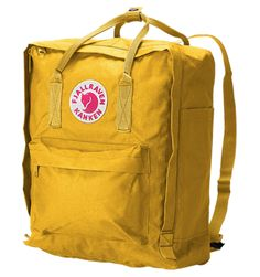 Kanken Classic in Yellow | Fjall Raven