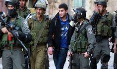 الاحتلال الإسرائيلي يعتقل 5 مواطنين فلسطينيين في…: اعتقلت قوات الاحتلال الإسرائيلي الليلة الماضية وفجر اليوم الأحد، 5 مواطنين من مناطق…