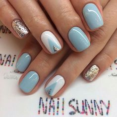 The 2018 summer nail color trends are covering both ends of the spectrum from li. - The 2018 summer nail color trends are covering both ends of the spectrum from light to dark. Classy Nails, Stylish Nails, Simple Nails, Nail Color Trends, Nail Colors, Acrylic Colors, Classy Nail Designs, Nail Art Designs, Nails Design