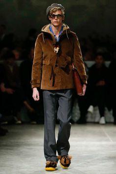 Prada - Fall 2017 Menswear