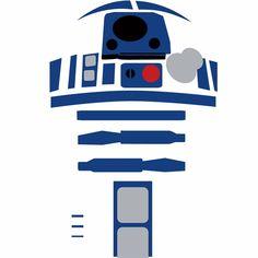 Star Wars Characters: R2-D2 12 x 12 Paper Star Wars Love, Theme Star Wars, Star War 3, Star Wars Party, Amour Star Wars, Anniversaire Star Wars, Star Wars Bedroom, Images Star Wars, Star Wars Droids