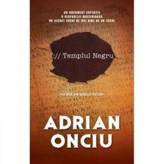 Templul negru-Adrian Onciu
