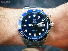 LIKE - Blue Orient Ray $170