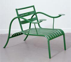 Jasper MORRISON Fauteuil Thinking Man's Chair,1986
