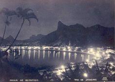 Praia de Botafogo 1923