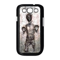 Samsung Galaxy S3 case, star wars Samsung Galaxy S3 cover,  Han Solo Samsung case. $15.50, via Etsy.