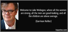 Garrison Keillor - Lake Wobegon - A Prairie Home Companion
