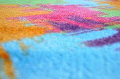 Fussmatte LifeStyle-Mat Pop Up Farbmix 67x110cm