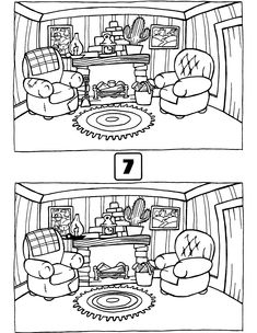 (2014-10) Find 7 forskelle