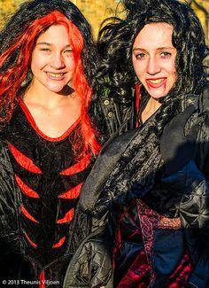 Scary Goth Girls - II