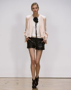 love the soft feminine look - sass & bide  ss13 - Collections
