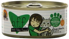 Best Feline Friend Cat Food, Tuna and Pumpkin Valentine Recipe, 5.5-Ounce Cans (Pack of 8) *** Check out this great image  : Best Cat Food