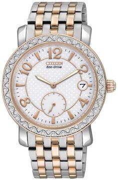 EV1016-58A - Authorized Citizen watch dealer - LADIES Citizen TTG2.0, Citizen watch, Citizen watches