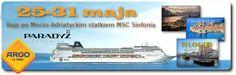 Serdecznie dziękujemy wszystkim klientom za aktywny udział w konkursie. Rywalizacja była zawzięta do ostatniego dnia.  Mamy już zwycięzców, więc pozostaje już tylko szykować się do wyjazdu... To już 25 maja wspaniała grupa klientów wraz z zespołem ARGO rozpocznie niesamowitą podróż po Morzu Adriatyckim na ekskluzywnym statku MSC Sinfonia. W programie dodatkowo zwiedzanie Włoch, Czarnogóry i Chorwacji.  ____________________ #ARGO #Adriatyk #podrozujznami #podróżujznami #MSCSinfonia #ARGOHurt…
