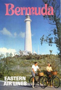 5c488abe5 10 Amazing Vintage Bermuda Posters images