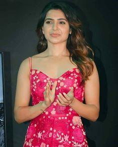 Samantha Images, Samantha Ruth, Shree Ganesh, South Indian Actress, Durga, Wedding Pics, Indian Beauty, Indian Actresses, Casual Looks