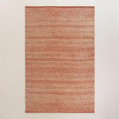 Handcrafted by artisan weavers of 100% cotton, our exclusive area rug boasts a unique print and a soft underfoot feel that makes it a highlight for any room.