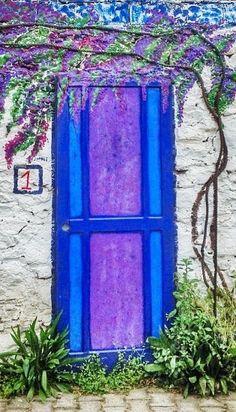 Bodrum, Turkey door