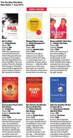 Book Tasting by The Sunday Standard - Is failure really inevitable?