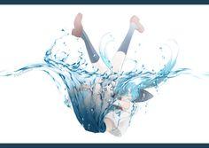 「落水」/「倉鋪」のイラスト [pixiv]