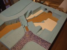 Picture of how a city terrain type table was built, no exact tutorial