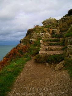 Hike to Howth summit - Howth is a peninsula that is not very far from Dublin City.