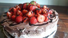 Frisk, Oreos, Mousse, Food And Drink, Cake, Desserts, Tailgate Desserts, Deserts, Kuchen
