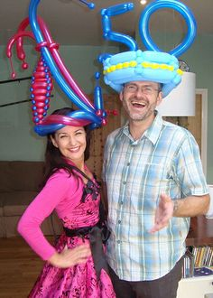 Balloon Hats | Flickr - Photo Sharing!