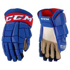 CCM U+ Pro Stock Hockey Gloves