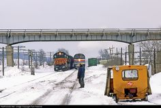 RailPictures.Net Photo: MILW 168 Chicago, Milwaukee, St. Paul & Pacific EMD SD40-2 at Pewaukee, Wisconsin by Tom Farence