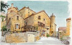 dans le port , Puy l'Evèque | Flickr - Photo Sharing!
