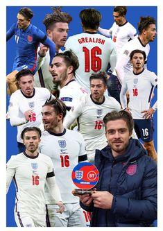 England National Football Team, England Football, Soccer Boys, Football Boys, Aston Villa Team, Jack Grealish, England Players, Handsome Jack, Star Wars