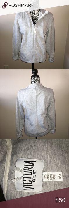 VS Sport Mock Neck Sweatshirt - NEW!!! Victoria's Secret Sport Mock Neck Sweatshirt - NEW!!!  Brand New, Never Worn  SUPER SOFT Victoria's Secret Tops Sweatshirts & Hoodies