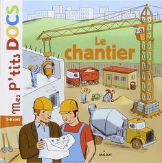 Amazon.fr - Le chantier - Stéphanie Ledu, Catherine Brus - Livres