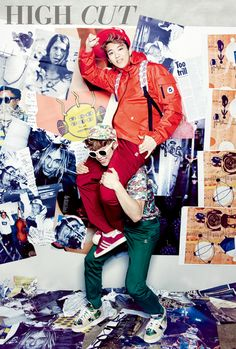 B.A.P are MVPs for 'High Cut': Daehyun and Youngjae