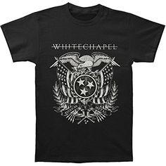 Whitechapel Men's Anthem T-shirt #whitechapel #deathcore
