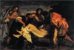 Entombment of Christ - Titian