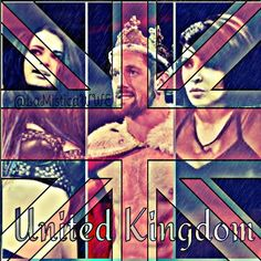 A Collage for a Dream Team, i Call it the United Kingdom featuring the British Trio Bad News Barrett, Paige and Layla. Check more edits at my backup instagram Account @LaMisticaWWE