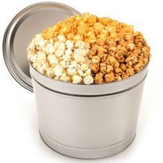 King of Pop People's Choice Popcorn Tin Giveaway