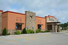 Visit the LongHorn Steakhouse Restaurant in Salina, KS, which is located at 2590 South Street. Salina Ks, Longhorn Steakhouse, Airplane Mode, Tour Posters, Poster Ideas, Kansas, Police, Restaurants, Tours