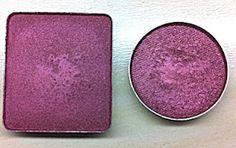 Indian Beauty Blog:: Sparkle With Surabhi: Inglot # P450 dupe for Mac Cranberry & Inglot # P607