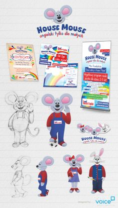 Brand Hero - House Mouse