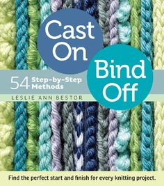 Cast On, Bind Off, EBook full version is $10.