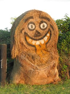 Hay Bale Creations